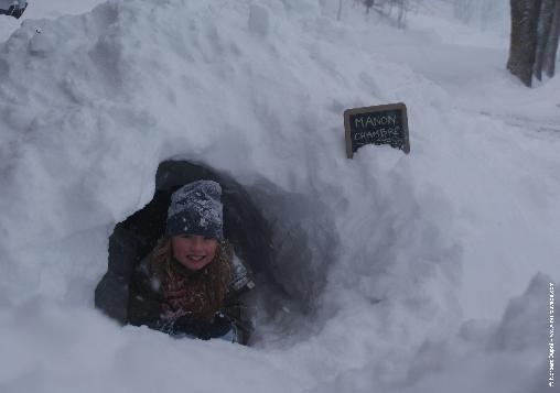 La Retrouvade - ouvert en hiver!