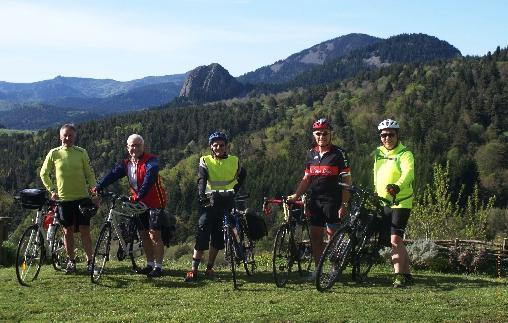 La Retrouvade - Le paradis des cyclistes