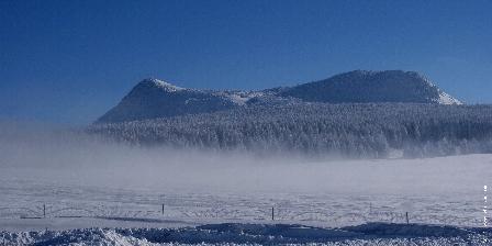 La Retrouvade La Retrouvade - Hiver sur le mont Mezenc