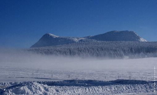 La Retrouvade - Hiver sur le mont Mezenc