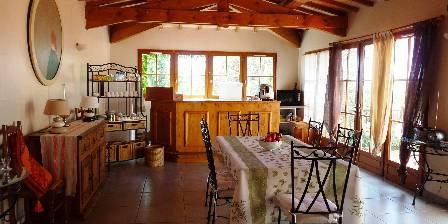 Maison d'hôtes Le Séminaire Breakfast Room