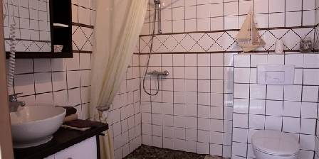 Cap L'ocean Salle de bain chambre