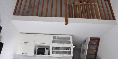 Lavandou Mezzanine avec chambre double