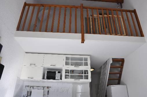 Mezzanine avec chambre double