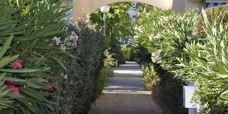 Lavandou Une résidence fleurie