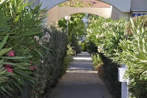 Une résidence fleurie