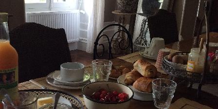 Chambre d'hotes Le Manoir en Agenais > petits déjeuners du Manoir b&b vallée dulot