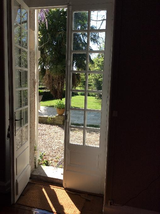 b&b Manoir près d'Agen chambre avec vue