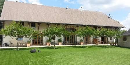 Les Loges de Saint Eloi Appartement Maison cote jardin