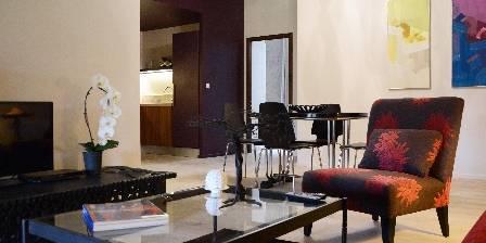 Les Loges de Saint Eloi Appartement Salon/Salle a manger