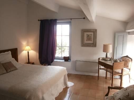 Chambre d'hote Drôme - Suite -Chambre Bleue