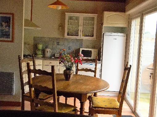 Chambre d'hote Côtes-d'Armor - cuisine ar tcholidenn