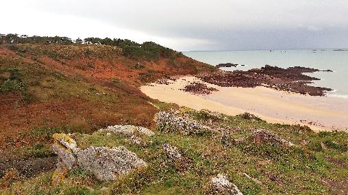 Chambre d'hote Côtes-d'Armor - le portuais plage la plus proche