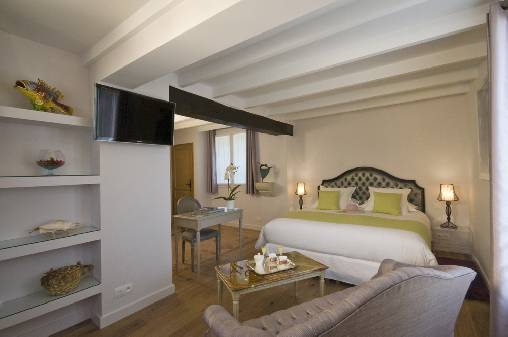 bed & breakfast Alpes Maritimes - The Cannoise suite