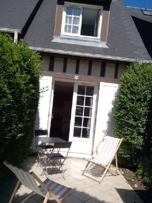 Le cottage vue extérieure