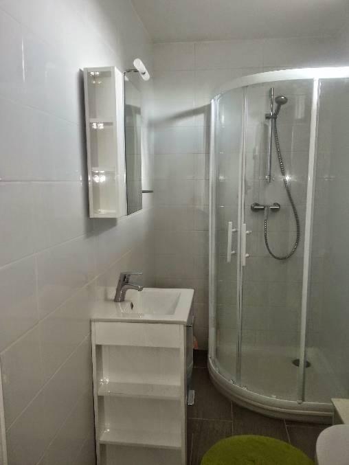 Salle d'eau logt 5