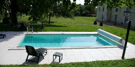 Domaine de Bourgville Piscine chaufée