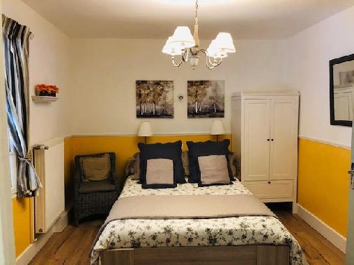 Chambre d'hote Aisne - Chambre orange La Besace Chambres d'hôte BnB