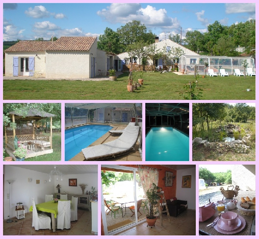 Bed & breakfasts Var, from 75 €/Nuit. House of character, Rians (83560 Var), Charm, Guest Table, Swimming Pool, Park, Disabled access, Net, WiFi, Baby Kits, Parking, Air-Conditioning, 4 Double Bedroom(s), 8 Maximum Pe...
