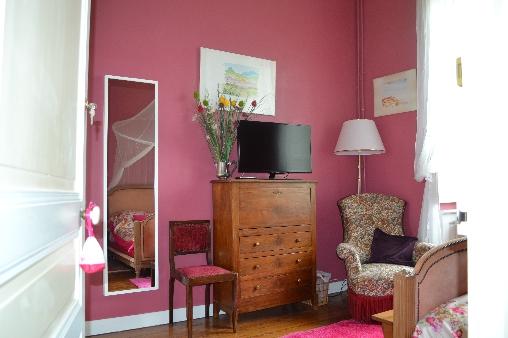 Suite Chambre de Rose et Créole