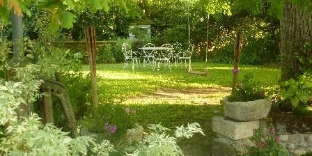 Le Clos de la Chesneraie Jardin val de loire
