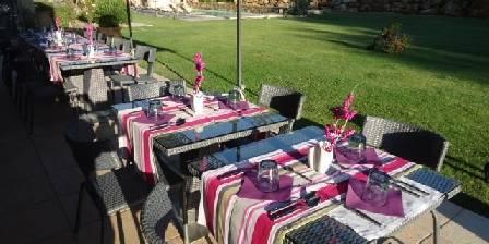 La Dryade La table d'hôtes