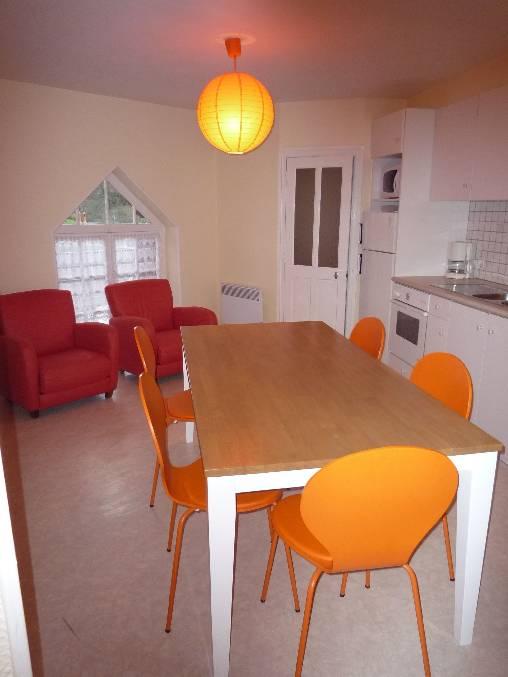cuisine/séjour Ambroise