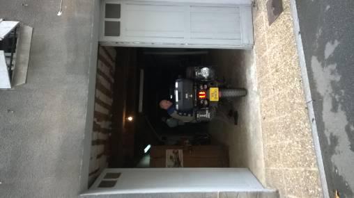 le garage à montures