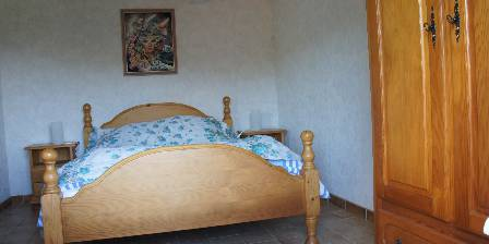 Hoenig Marianne The double bed room