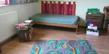 Le Clos Saint Vincent Chambre verte : 3ème lit simple