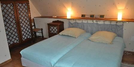Le Clos Saint Vincent Chambre bleue