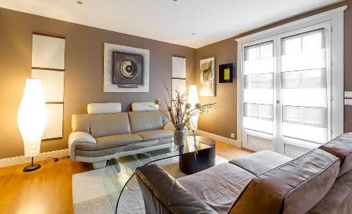 Chambre d'hote Morbihan - Le salon