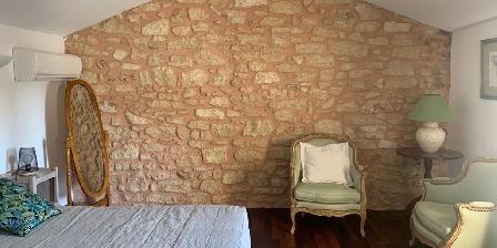Bastide Ste Agnès Chambre
