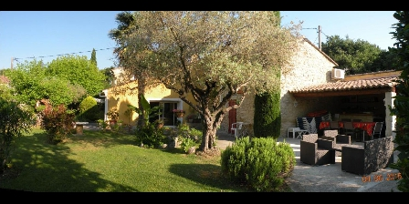 Bastide Ste Agnès Garden & pool house