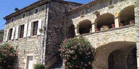 La Bastide du Vigneron The cottage and its terrace