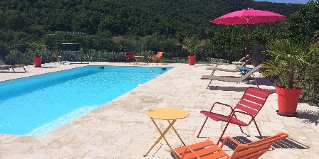 La Bastide du Vigneron Wide pool high-end