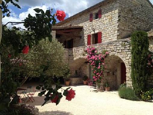 bed & breakfast Ardèche - LA BASTIDE DU VIGNERON B&B's charming