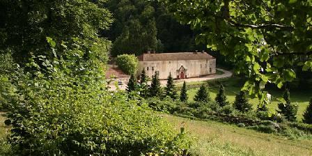 Abbaye du Val des Choues L'arrivée à l'abbaye