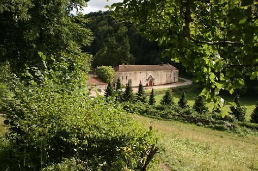 Abbaye du Val des Choues, 20/05/2016