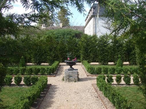 Jardin-cloître