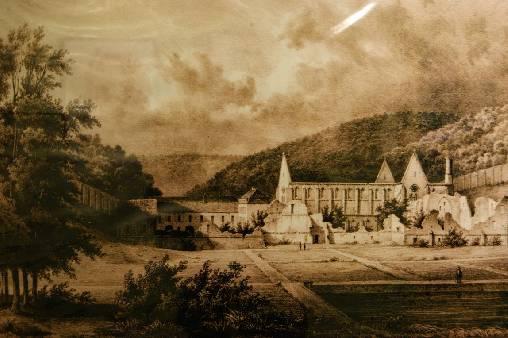 L'Abbaye avant la révolution