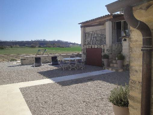 Chambre d'hote Alpes de Haute Provence - les terrasses