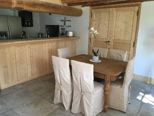 Chambre d'hote Haute-Loire - chambre double Ambre