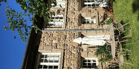 Les Fermes du Château - Gîte l'Atelier du Peintre La maison