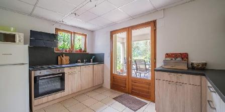 Le Chêne Rouge La cuisine