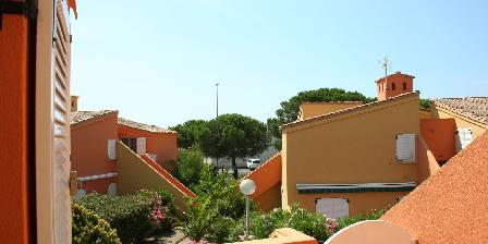Le Studio du Cap d'Agde La vue de la location au cap d'agde proche de la mer la plage à