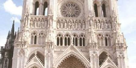 Gîte Chez Josy Cathédrale Notre Dame d' Amiens