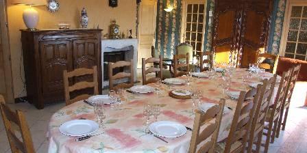 Air Aubrac Alpuech Salle à manger