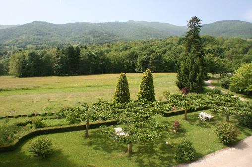 Chambre d'hote Ariège - Vue des chambres