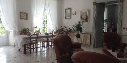 Château de Benac Salon Télé